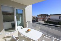 Appartamenti a primo piano piano - First floor apartments - Marina di Ragusa