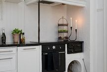 historic modern kitchen / home decor