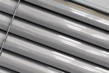 Μεταλλικές περσίδες (βενέτικα στόρια)/Venetian metal blinds / Μεταλλικές οριζόντιες περσίδες-στοράκια / Metallic horizontal blinds