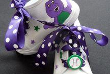 Shoes - Barney / Barney tekkies
