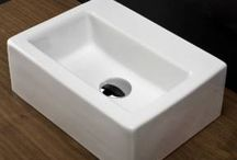 church st:  baths / by bd home design + interiors | beth daecher