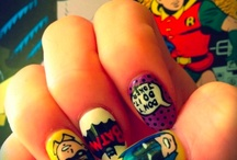 Awesome nails! / by Elayna Warren