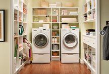 utility room/laundry