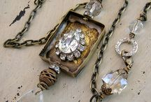 Necklace Enchantments / by Jennifer LaRosaHicks