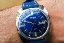 Vintage Seiko Watches