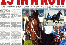 National Trotguide / For the Facts, Fields and Fanatics Trotguide has all your Trotting News. It's Australia's leading harness racing journal.