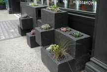 urban decor / street furniture
