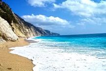Lefkada-Greece / - A small Paradise in Greece -