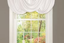 farmhouse window treatments