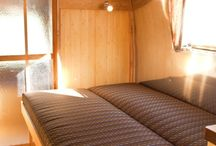 RV Couch Beds / by Jodi D'Amico