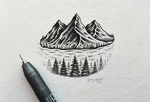 paisaje nieve