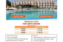 Epifania 2017 in Sicilia / Offerte e Last Minute Epifania 2017