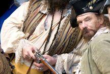 Pirates clothing