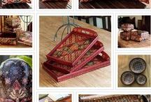 Batik acessories