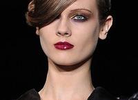 Catwalk hair and make up