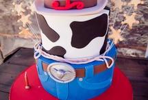 Cowboy 1st Birthday  / by Carol Rivera