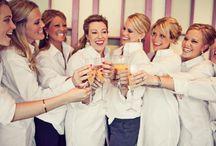 Bridesmaids  / by Genna Marie Jenkins