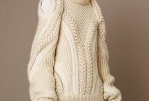 Knitwear / Hand made