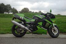 motoren / my two bikes