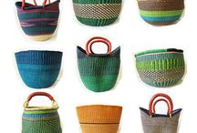 Ethnic Baskets