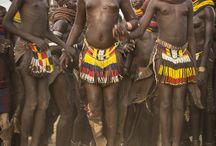 Nyangatom, Omo Valley, Ethiopia / a tribe