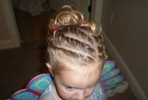 Kids hair styles / by Shannon Voss