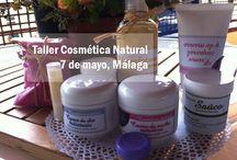 Talleres Jabones y Cosmética Natural / Talleres para aprender a elaborar, paso a paso, jabones naturales y cosmética natural
