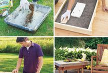 Meisterdame ise betoonist {DIY concrete projects}