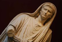 Augusto e Livia - Roma Felix / Museo Nazionale Romano Palazzo Massimo Roma Classica Passeggiate Roma Felix Passeggiate Roma Felix Arte Storia Augusto Livia Giulia