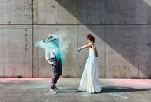 Trash Your Wedding Dress