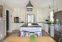 kitchens / by Chelsea Denise