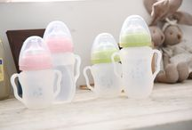 Putti Atti Baby Silicone Bottle / No Marked Harmful effects for baby by Silicone bottle.