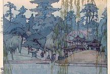 Architecture // oriental-asian-china-japan-korea