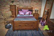 Pomysły na aranżacje wnętrz - Rustyk w pięciu stylach / Meble z drewna dają mnóstwo możliwości! Zobaczcie, jak zaaranżowaliśmy kolekcję Rustyk w różnych stylach: orientalnym, nowoczesnym, rustykalnym, vintage i naturalnym.
