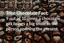 True Chocolate Facts