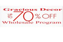 Wholesale / Home Decor items up to 70% off for wholesale buyers. Also we offer own OEM print on the items.