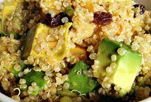 Healthy food / Lekkere en gezonde recepten.