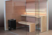 Sauna Perfect Line / To nasza najnowsza linia saun stworzona na potrzeby Klientów, którzy nie dysponują dużą powierzchnią pod planowaną saunę. Perfect Line urzeka połączeniem prostoty z nowoczesnością, jednocześnie zapewniając wysoki komfort użytkowania.