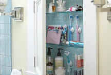 A place for everything... / Organizational Tips / by Colleen Williams