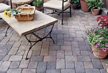 Patios / by Pavestone