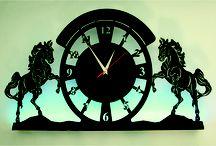 cnc clock