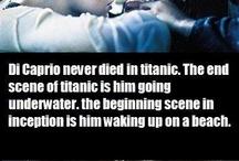Titanic  / by Blair Redmond
