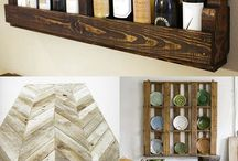 Pallets / Great ideas for using wood pallets.