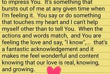 My love quotes / love