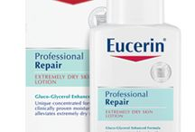Skin First / Eucerin products