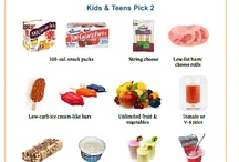 Snacks for Kids: Great Low Calorie, Low Sugar Snacks for Kids & Teens