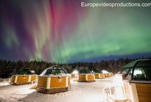 Arctic Glass Igloos in Rovaniemi in Lapland / Our Arctic Glass Igloos in Rovaniemi in Lapland Finland are an optimal place to observe northern lights