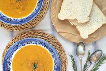 Spring & Summer Soups