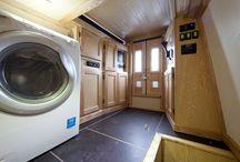 Canal Boat Washing Machines / Canal Boat / Narrowboat Washing Machines