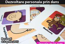 Workshop M.O.V.E / 2 days workshop Dezvoltare personală prin dans